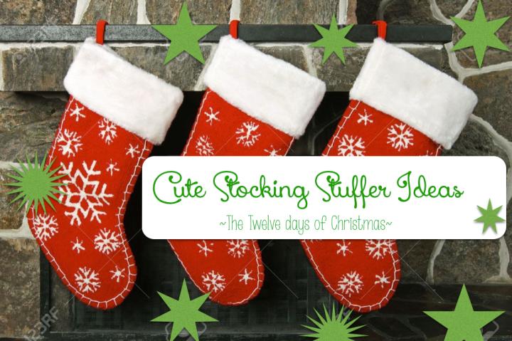Makena's Stocking Stuffer Picks | The Twelve days ofChristmas