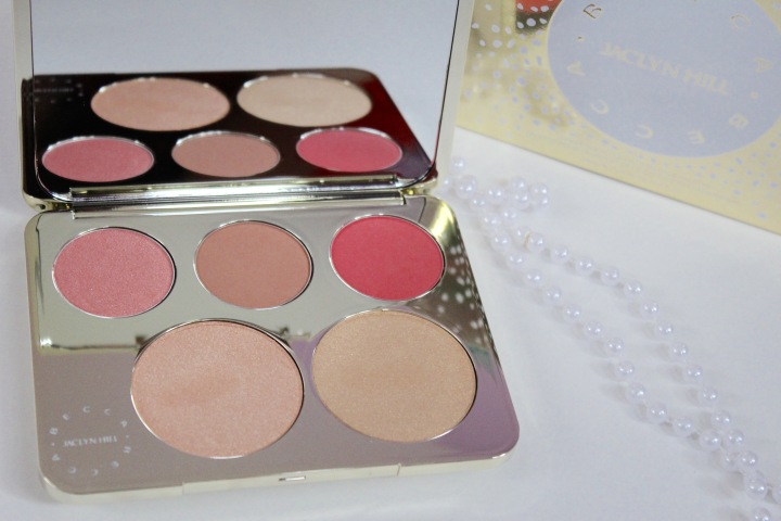 BECCA x Jaclyn Hill Champagne Collection Face PaletteReview
