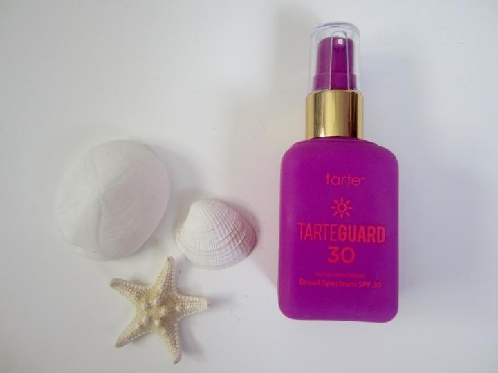 Tarte TarteGuard 30 Sunscreen Lotion Broad Spectrum SPF 30Review