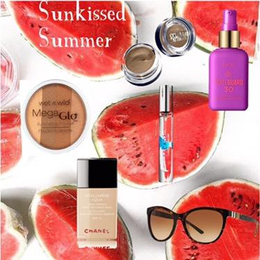 Sun-Kissed Summer Tag