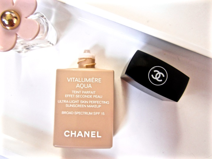 Chanel Vitalumìere Aqua Foundation Review