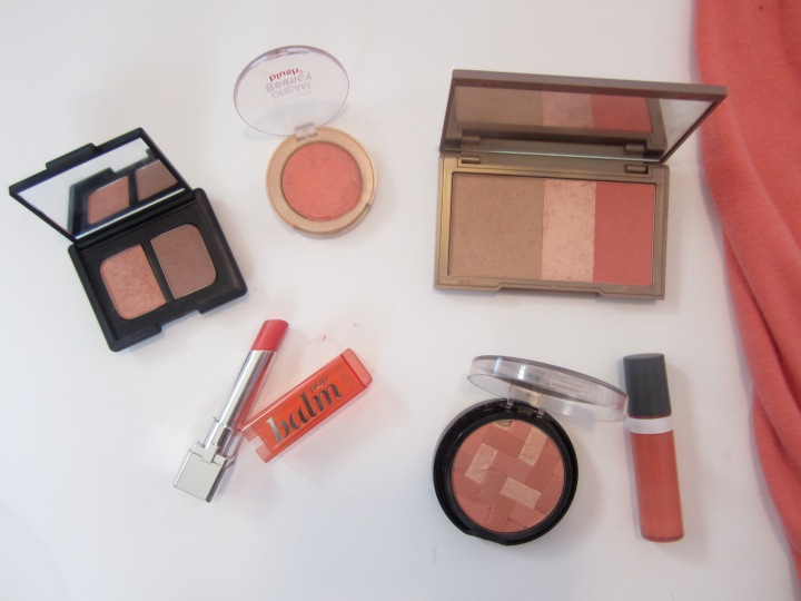 My Favorite Coral Makeup Products | Shade Series