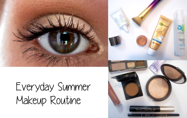 Everyday Summer Makeup Routine | 2016
