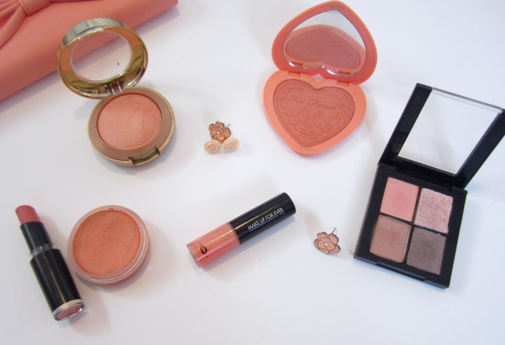 My Favorite Peach Makeup Products | Shade Series