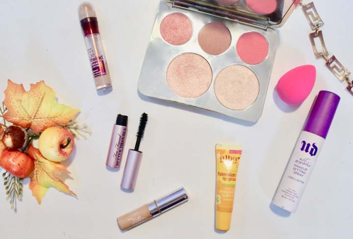 Makeup Products I Am Thankful For