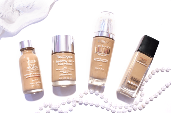 Drugstore Foundation Guide | My Favorites
