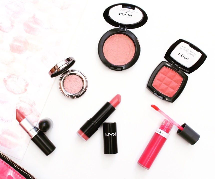 My Favorite Pink Makeup Products For Valentine S Day Shade Series