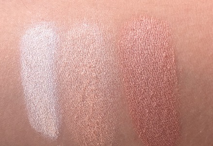 Wet Swatches in Natural Lighting