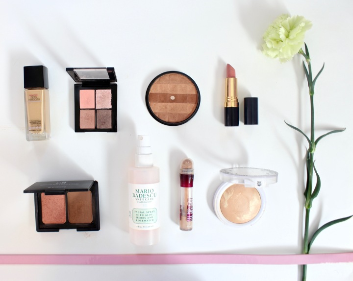 Drugstore Makeup Look for Spring