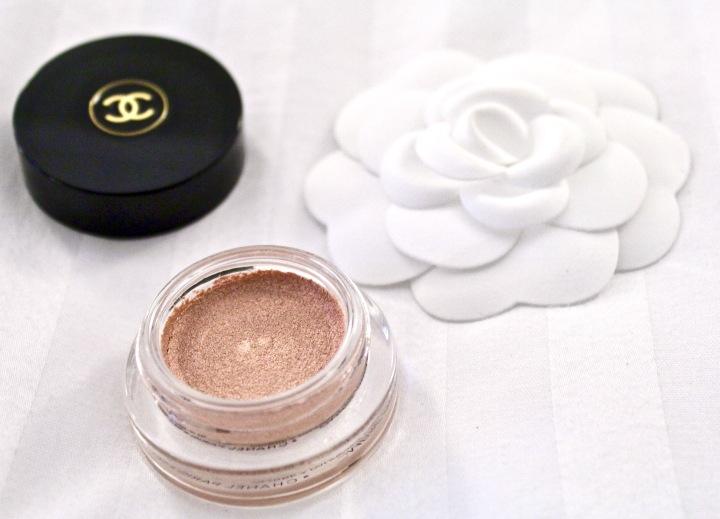 "CHANEL Ombre Première Longwear Cream Eyeshadow in ""Scintillance"" |Review"