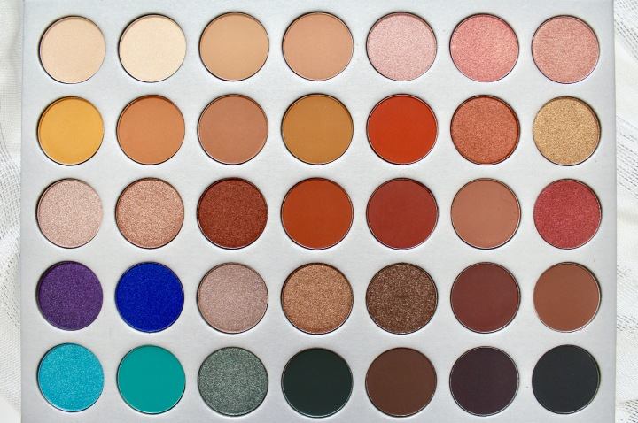 Jaclyn Hill x Morphe Eyeshadow Palette | Review & Swatches