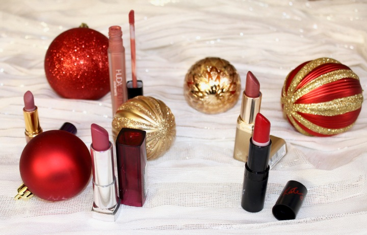 Lippies and Lyrics | 12 Days of Christmas