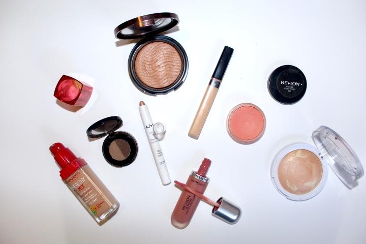 My 15 Minute MakeupLook