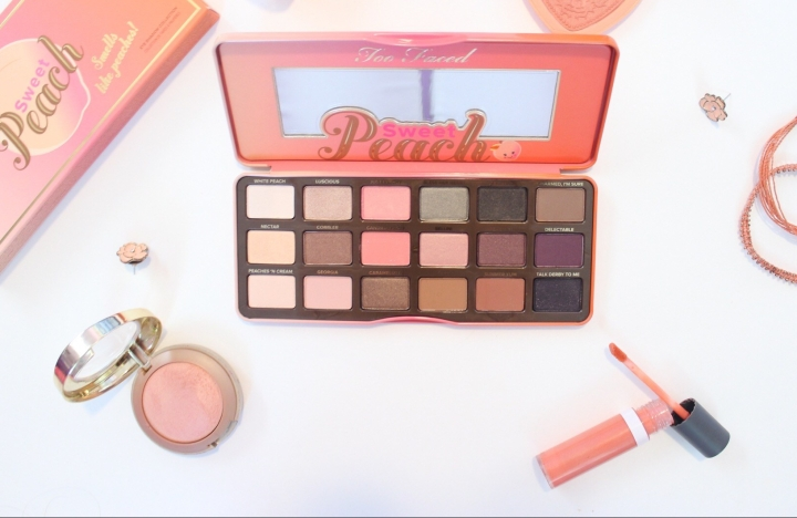A Fresh Spring Makeup Look | PeachyGlow
