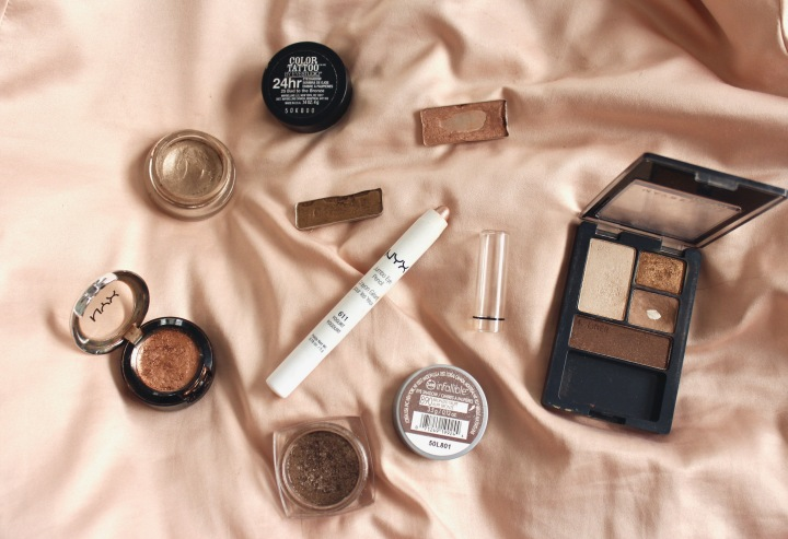 Best Drugstore Eyeshadows | Beginner Beauty on a Budget