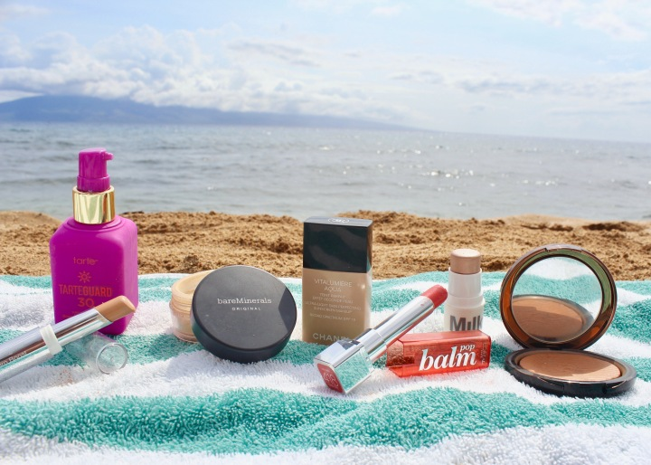 Barely-There Beach Makeup Essentials