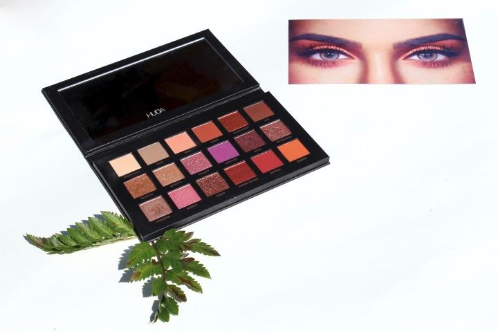 3 Looks, 1 Palette |Huda Beauty Desert DuskReview