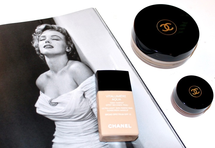 Enchanted by Chanel Cosmetics