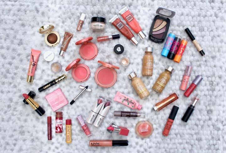 A Makeup Declutter
