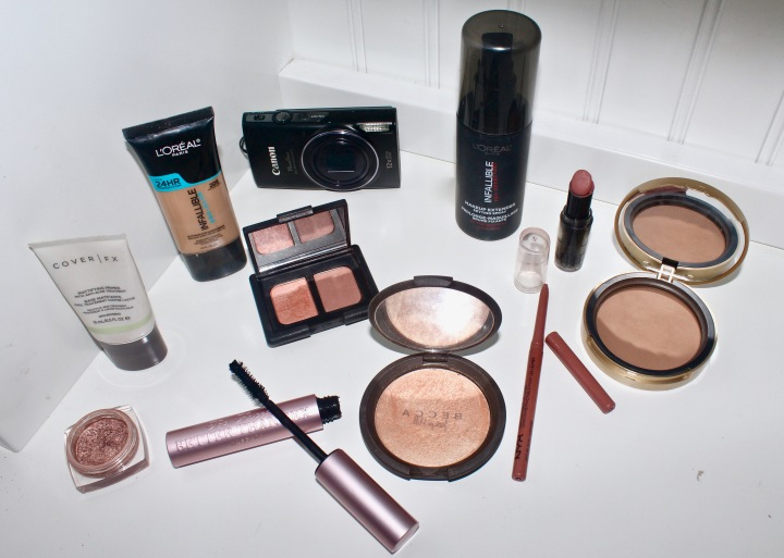 The Makeup Products I Always Wear for Photos