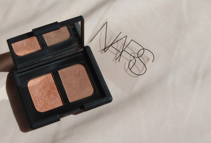 Fall-ing for the NARS 'St. Paul de Vence' Eyeshadow Duo