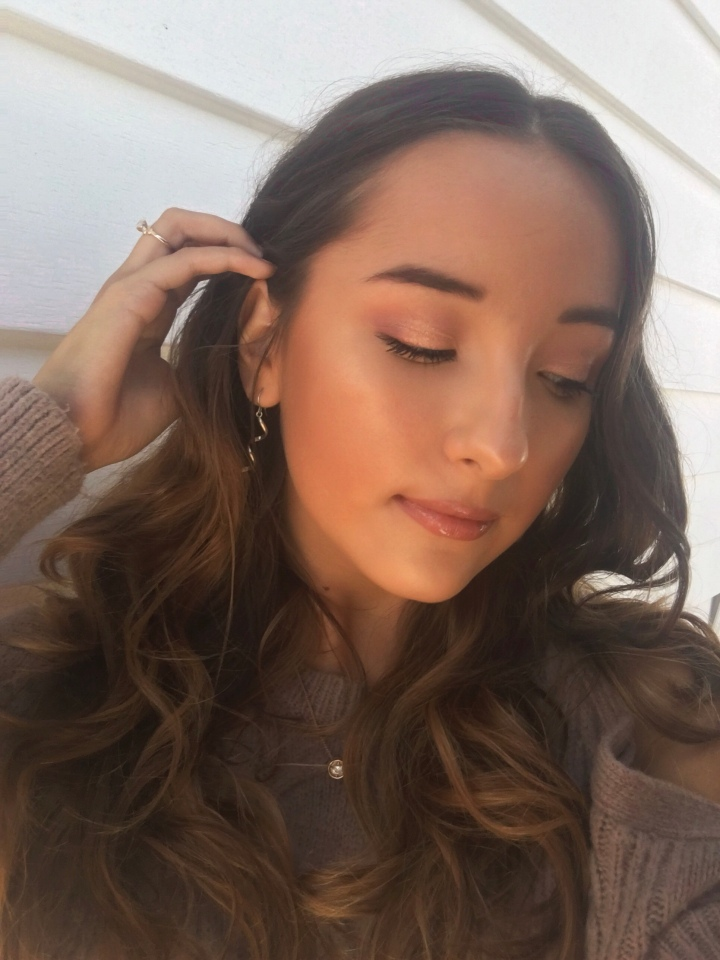 My Makeup Menu|Thanksgiving
