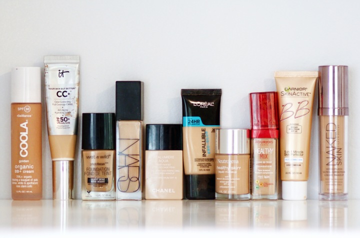 Everything You Need to Know to Find Your Perfect Foundation