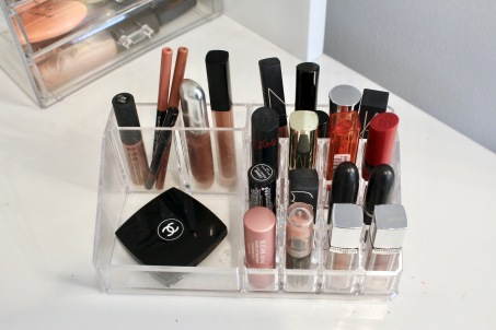6) Acrylic Cosmetic Storage Set
