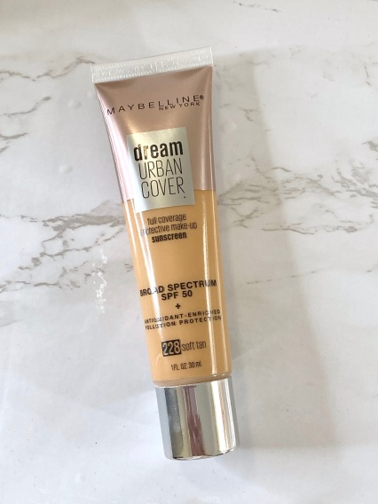 FavoriteInfluencers'FavoriteProductsMaybellineDreamUrbanCoverFoundation
